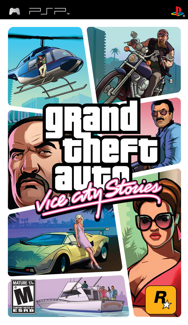 [PSP] Grand Theft Auto: Vice City Stories ~ Hiero's ISO ...