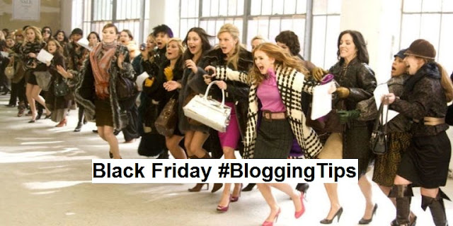 Black Friday - The Biggest Sale Of The Year Is Live Now! #BloggingTips