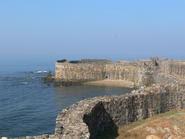 Sindhudurg Fort at Malvan