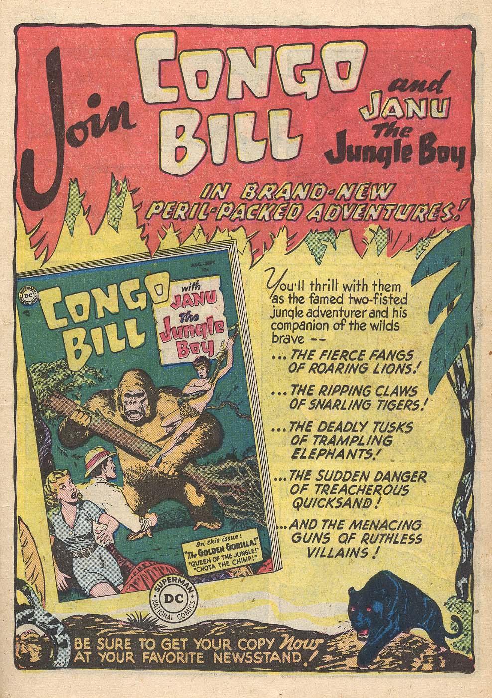 Read online Detective Comics (1937) comic -  Issue #210 - 23