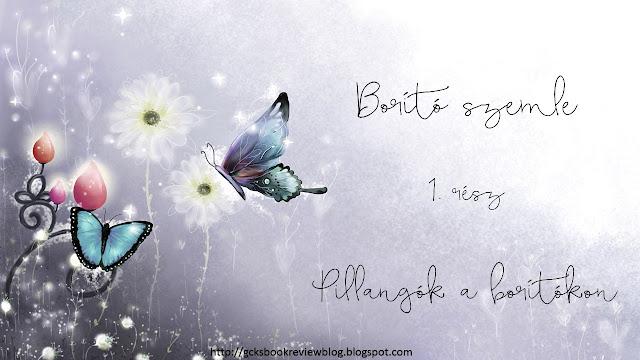 Borító szemle - Pillangós borítók