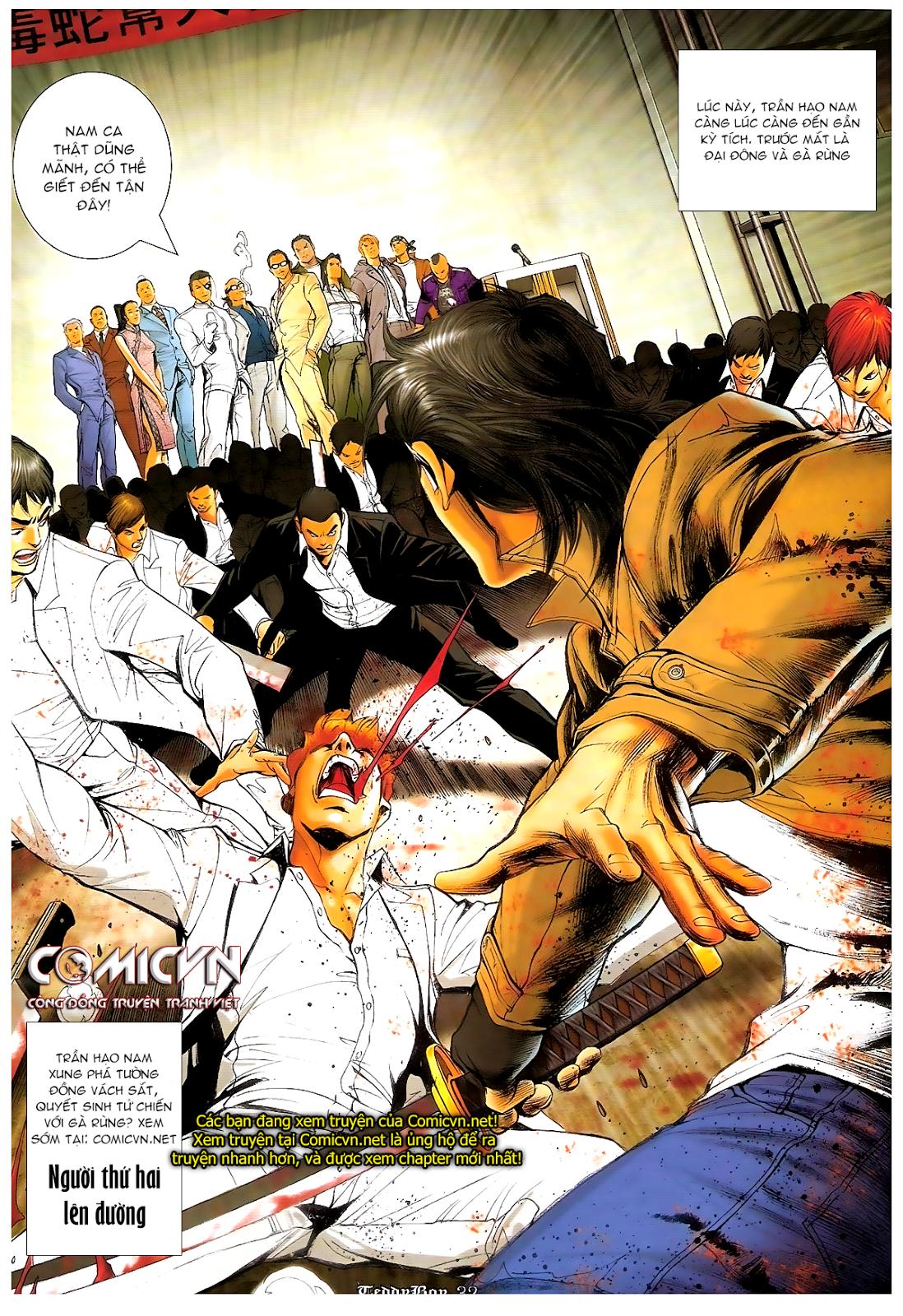Người Trong Giang Hồ - Chapter 1221: Cái chết Đại Thiên Nhị - Pic 28