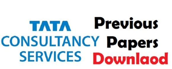 Download TCS Placement Papers PDF