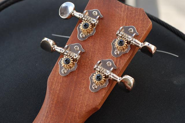 kanilea k1 tenor ukulele tuners