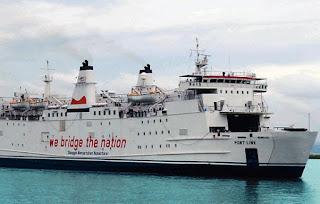 Pelabuhan Bakauheni dan Pelabuhan Merak