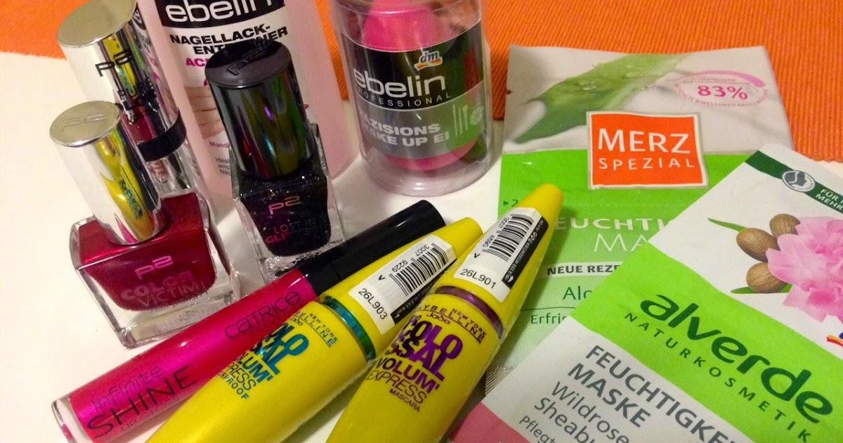 mini german makeup haul from dm drugstore makeup di jerman