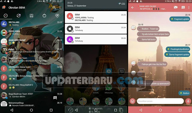 download BBM2 Mod Delta v3.7.0 Apk Versi Update 3.0.1.25 Apk