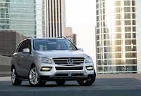 Mercedes-Benz M-Class W 166 Alabama USA