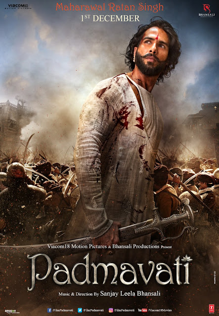 Poster out of Padmavati First Look