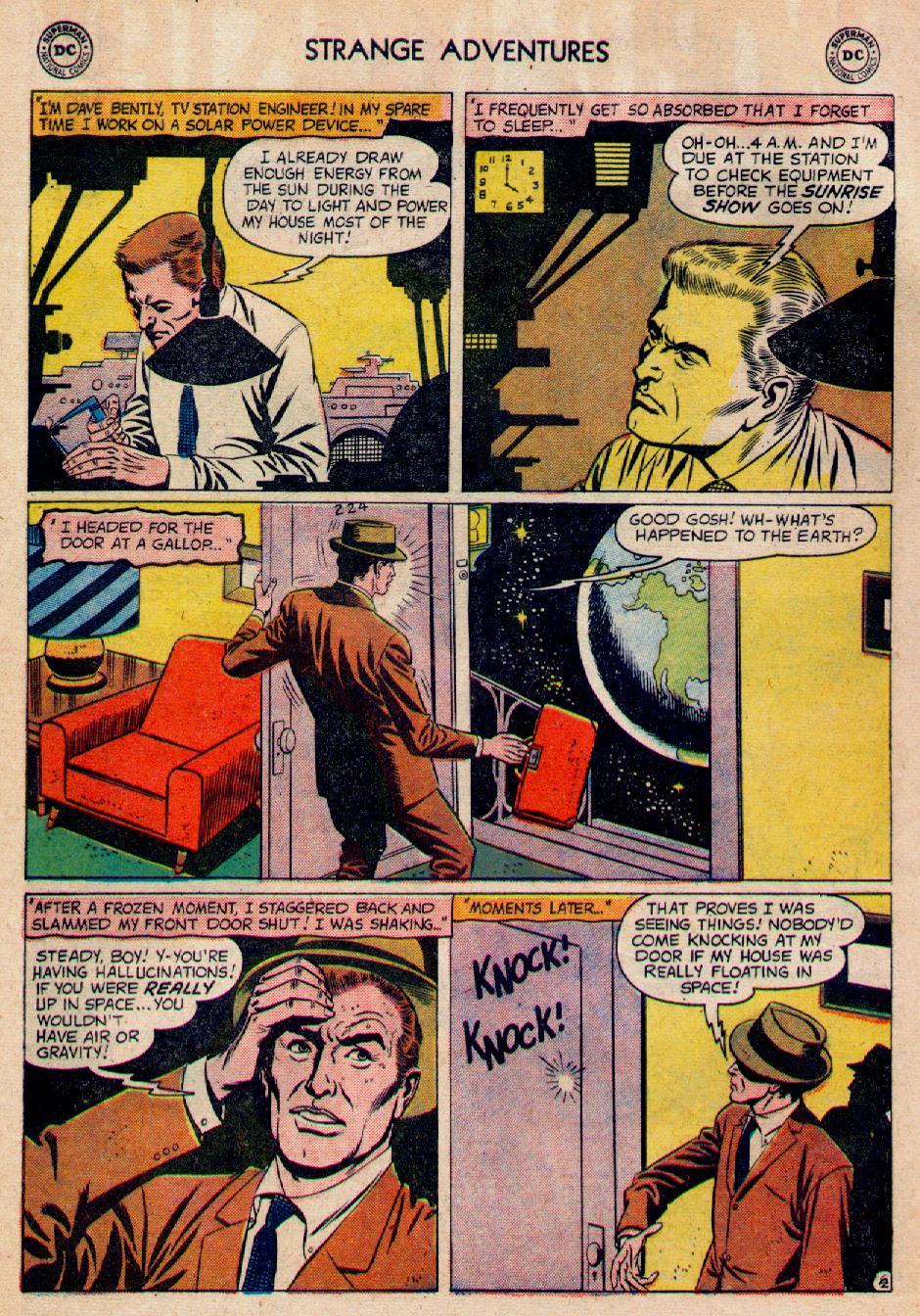 Strange Adventures (1950) issue 95 - Page 4