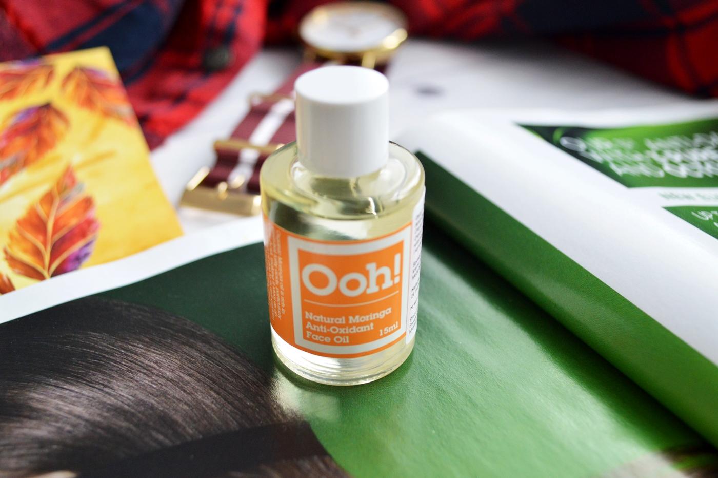 Liferia Oils of Heaven Moringa Face Oil OOH!