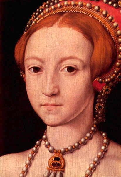 Being Bess Bess To Impress Princess Elizabeth C 1546