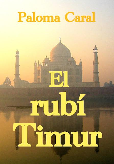 El rubí Timur, Paloma Caral