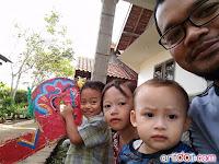 Selfie dengan Zenfone 2 Selfie