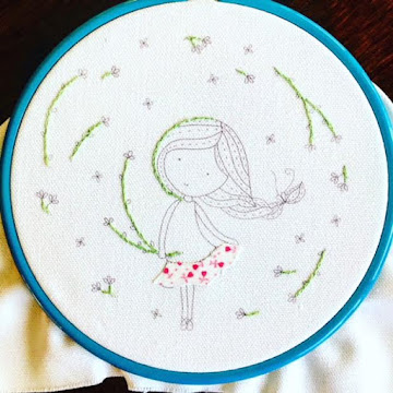 Storytelling Through Embroidery
