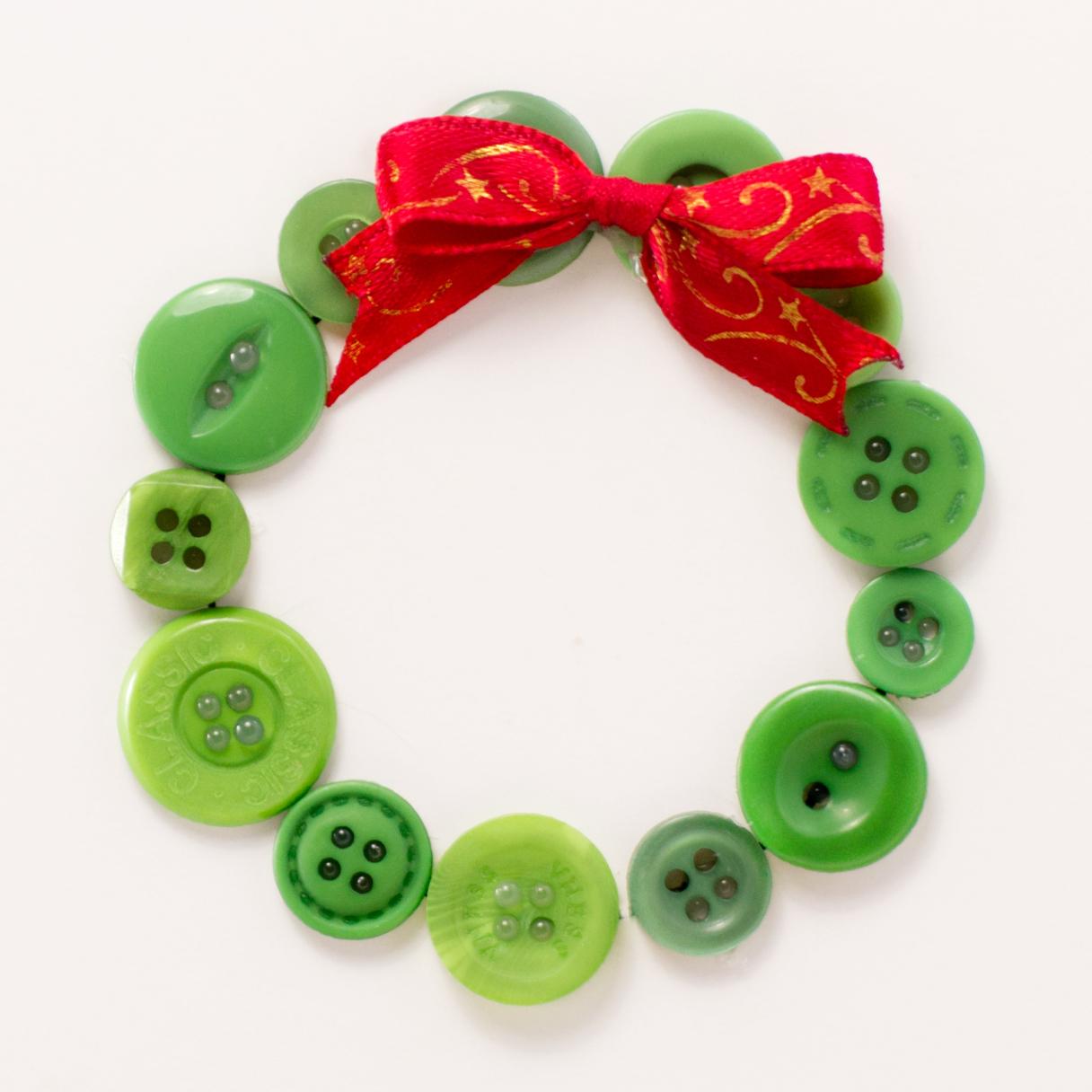 Button Christmas Trees: Craft, Crochet, Create: O Christmas Tree