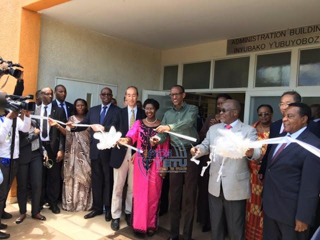 Marais Kagame na Magufuli