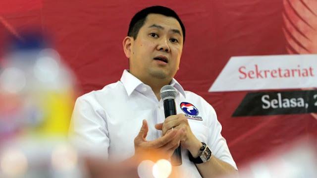 Ancang-ancang Dukung Pak Jokowi, Apakah Pak Hary Tanoe Akan Tinggalkan Pak Prabowo?