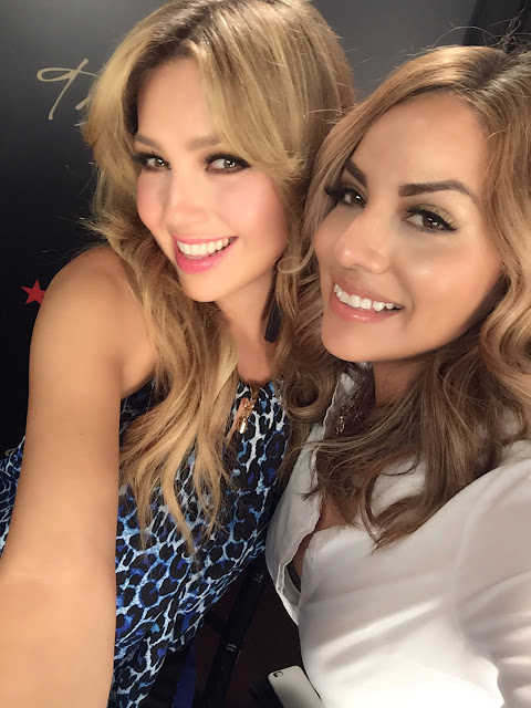 Thalia visits Houston and we chat it up (video)