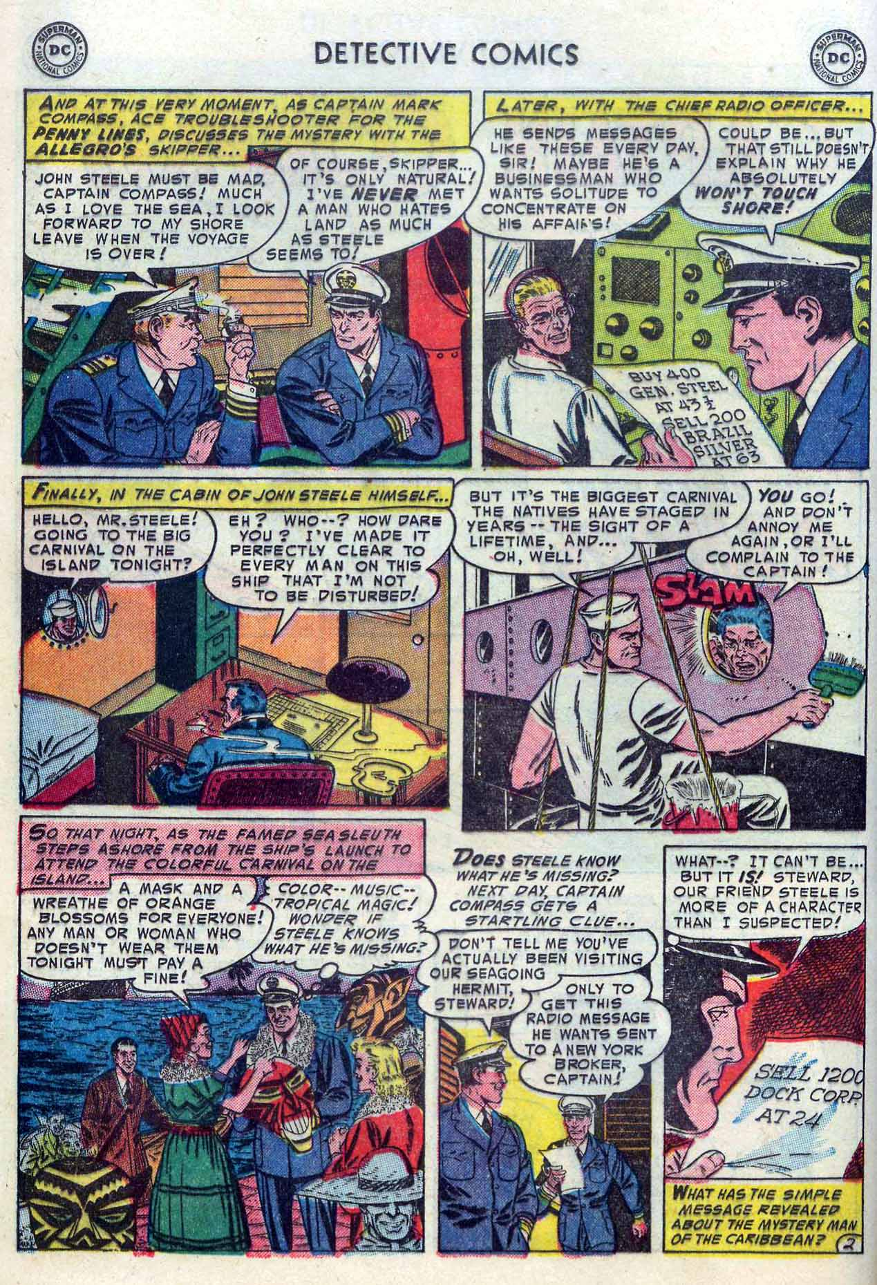 Read online Detective Comics (1937) comic -  Issue #204 - 26