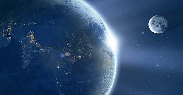 Ketika Peredaran Bumi Dan Planet Lain Mengelilingi Matahari Terhenti
