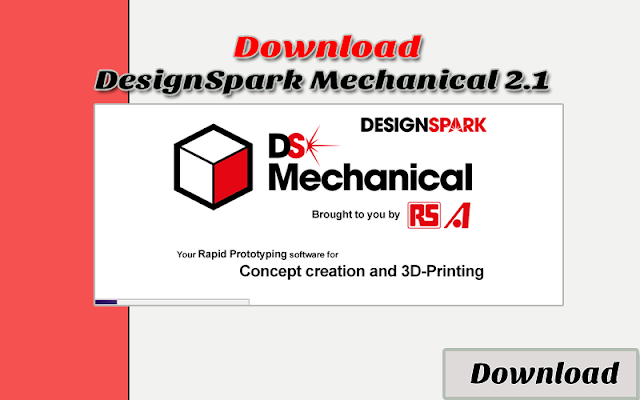 Download DesignSpark Mechanical 3D CAD Gratis & Halal (Recommended) | Software Listrik & Mekanik