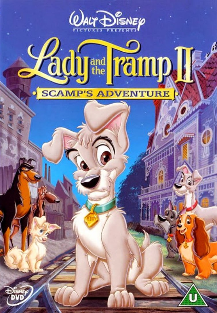 Watch Lady and the Tramp 2 (2001) Online For Free Full Movie English Stream
