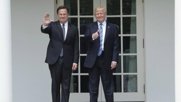 Trump y Varela abordaron desafíos comunes y analizaron la situación en Venezuela
