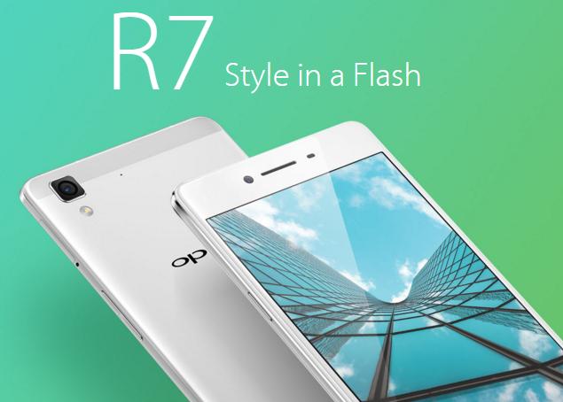 Oppo R7 Terbaru