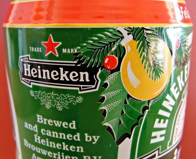 Heineken Feliz Navidad.Coleccion De Latas Y Botellas De Cerveza Y Coca Cola De
