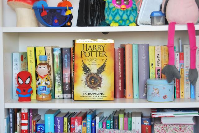 harry potter y el legado maldito nuevo libro j.k.rowling