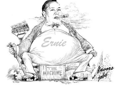 EL RRUN RRUN: WILL RAUL FALL ON THE SWORD FOR ERNIE?