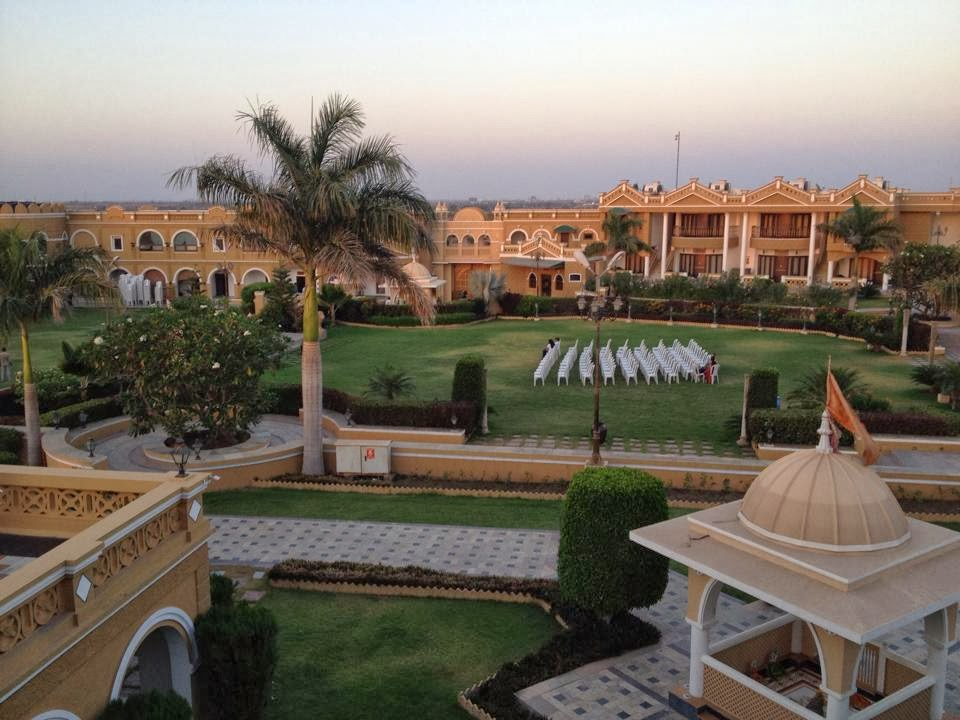 very good palace in rajkot