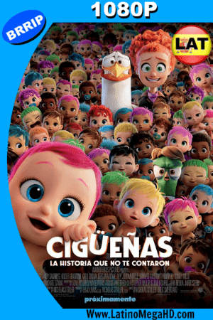 Cigüeñas: La Historia que no te Contaron (2016) Latino HD 1080P (2016)