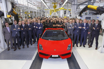 The Last Lamborghini Gallardo