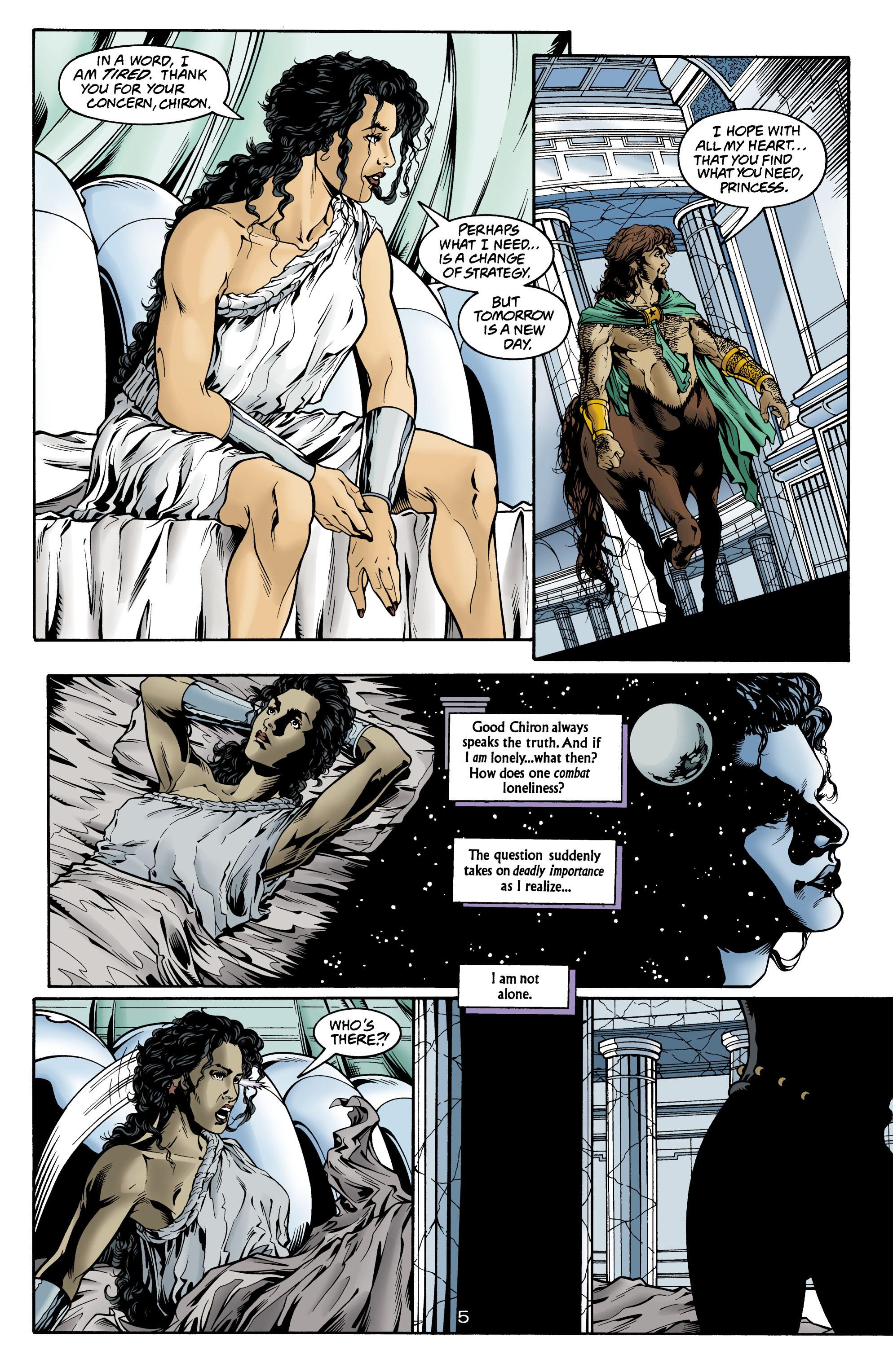 Read online Wonder Woman (1987) comic -  Issue #156 - 6