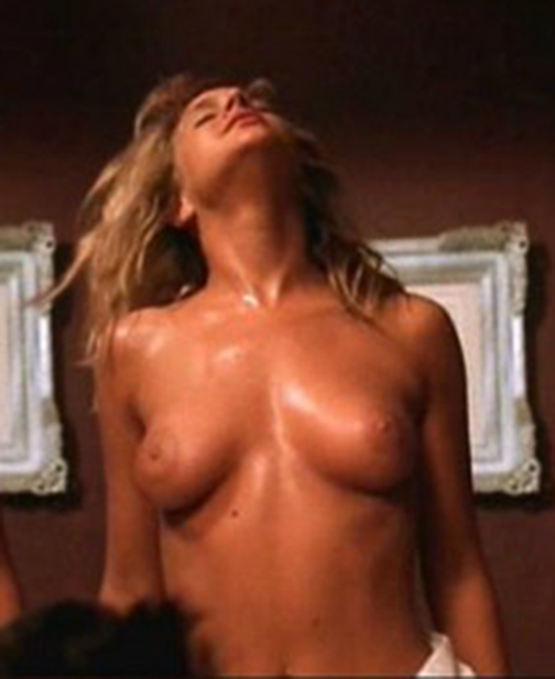 julie benz naked
