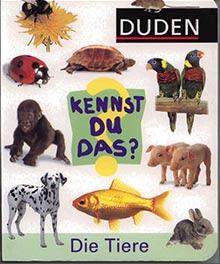 كتاب Duden - Die Tiere