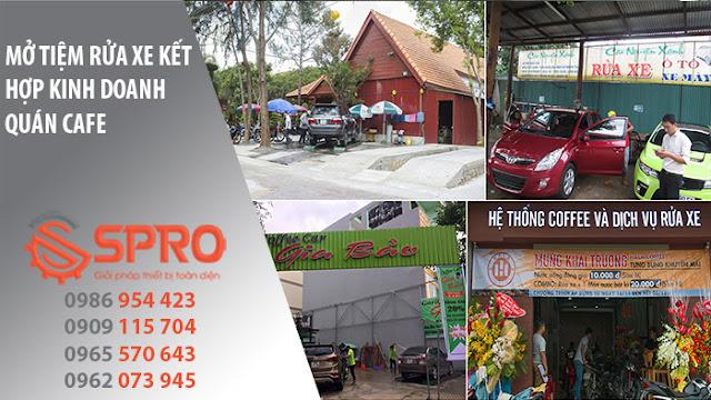 Đầu tư mở tiệm rửa xe máy ô tô thu lợi nhuận cao trong dịp Tết