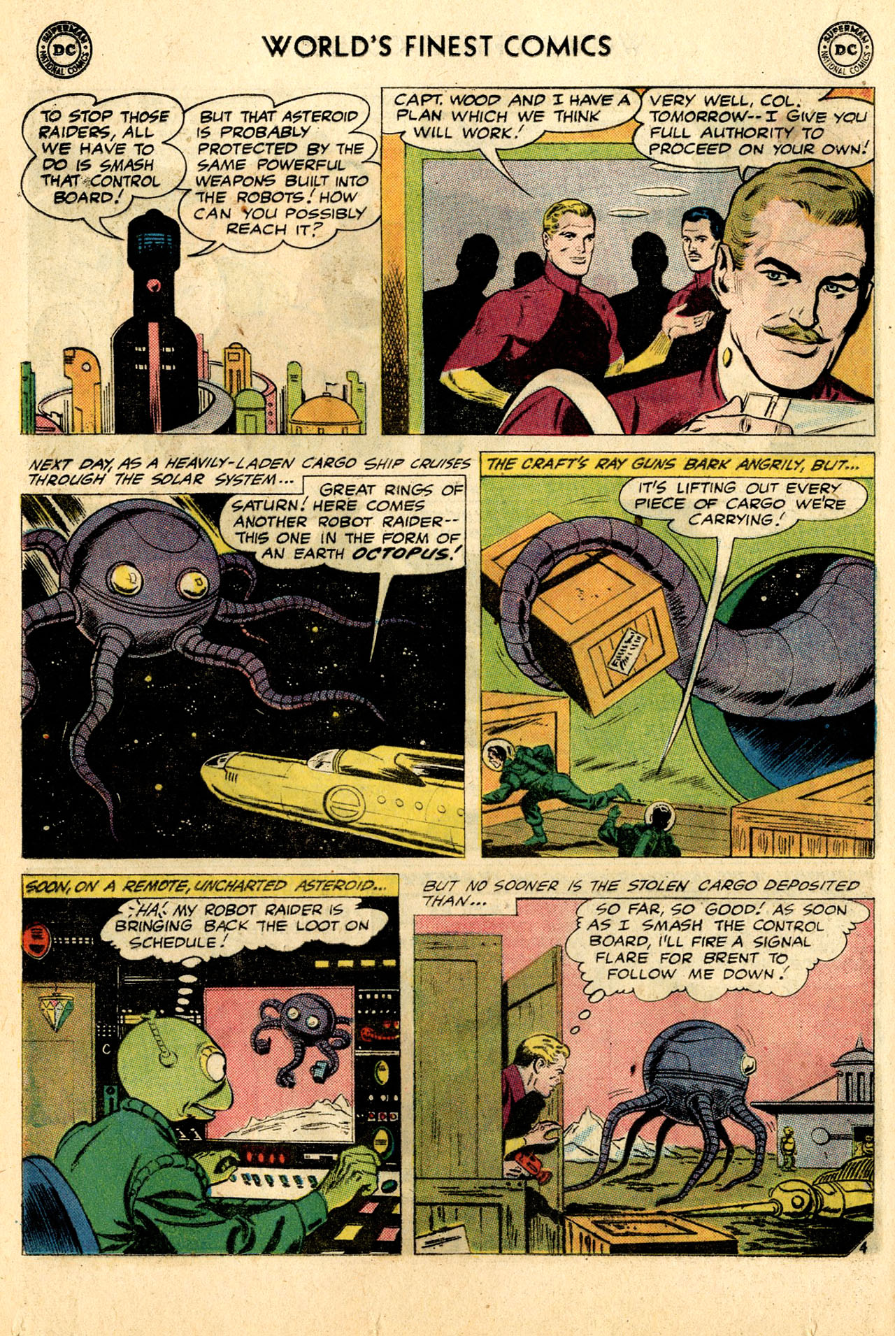 Read online World's Finest Comics comic -  Issue #110 - 20