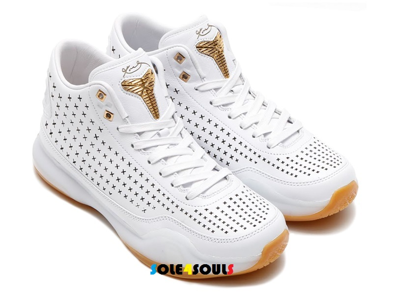 "wholesale dealer 7a592 c740c Sole4Souls : Nike Kobe 10 EXT Mid ""White/Gum"""