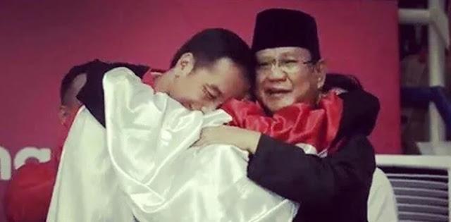 Ini Alasan Hanifan Ajak Jokowi-Prabowo Berpelukan