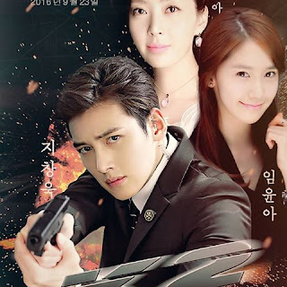 Sinopsis Drama Korea The K2