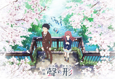 koe no katachi ( anime, romantis, best ranting )