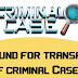 Ground for transfer of criminal Case
