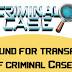 Ground for transfer of criminal Case
