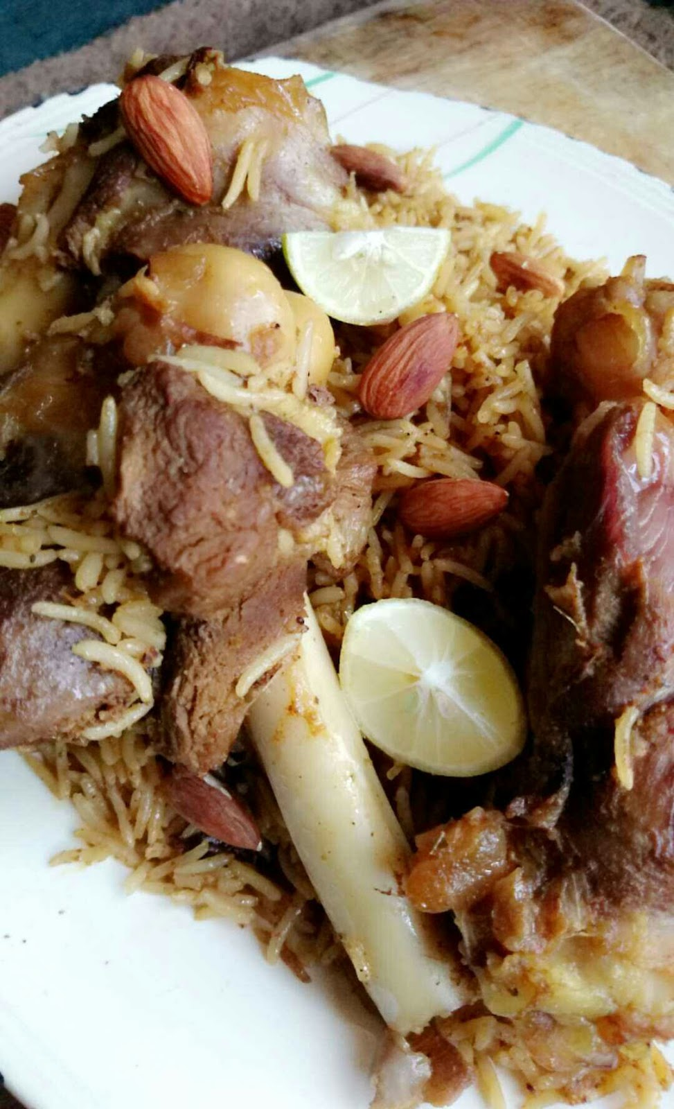 Chef shamsher mutton mandi this recipe is completely different than the chicken mandi recipe and is very very easy than it as well i saw this recipe in a youtube video forumfinder