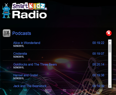Smart Kidz Radio, A Glimpse of Normal