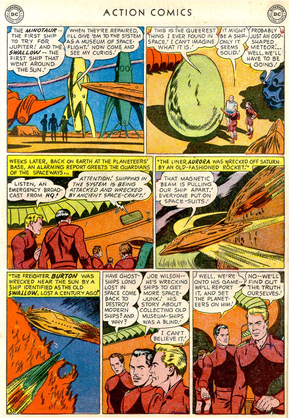 Read online Action Comics (1938) comic -  Issue #163 - 16