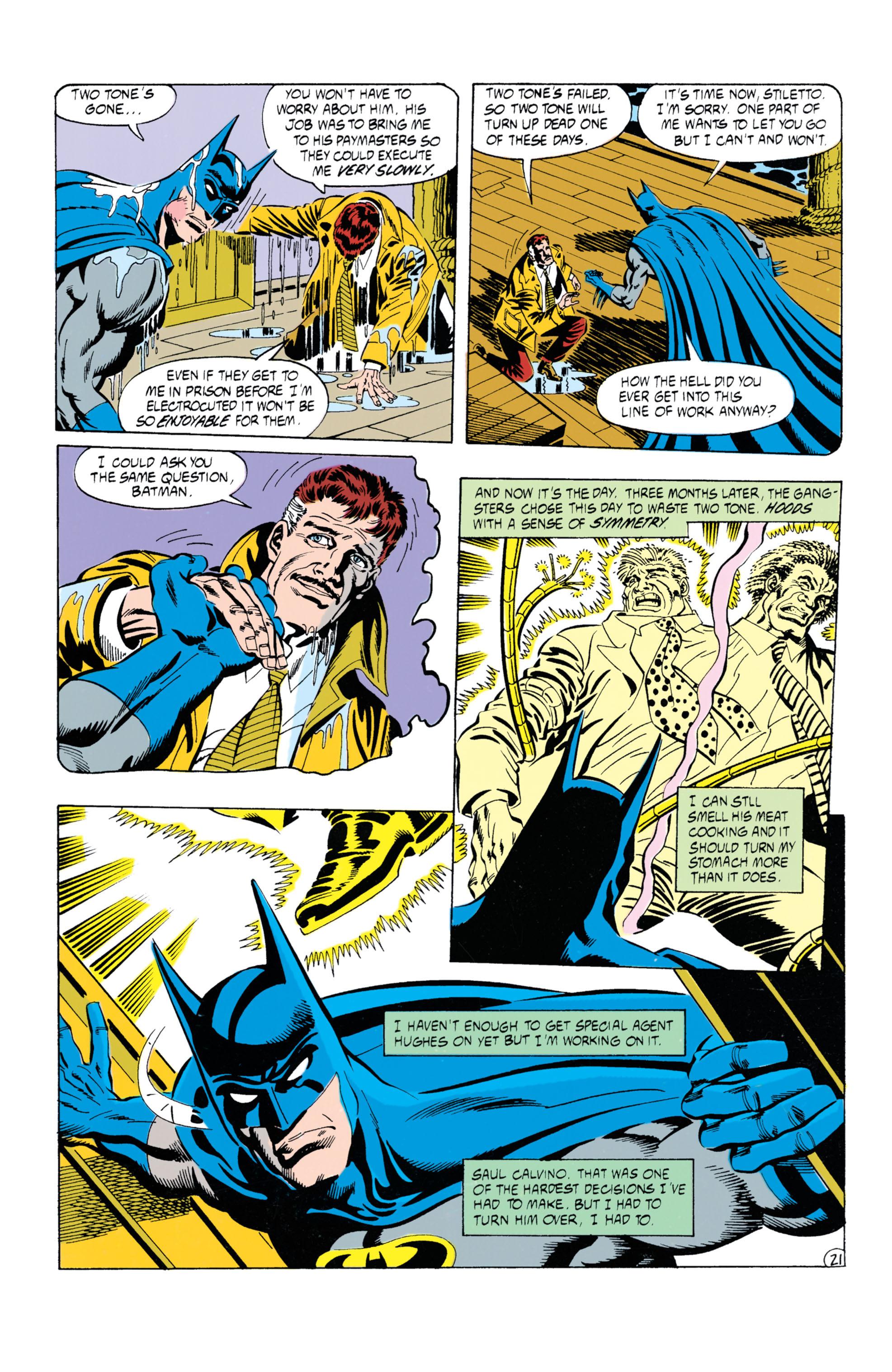 Detective Comics (1937) 630 Page 21